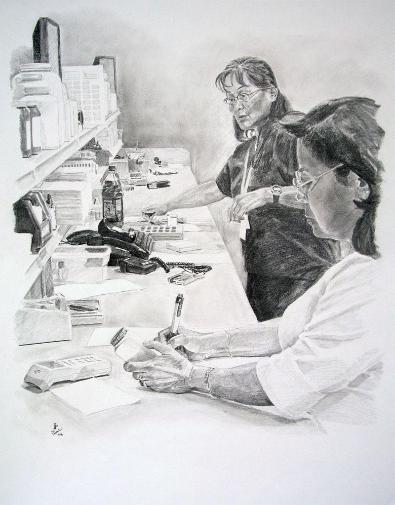 OPPC Staff Portraits • Copyright © 2007 Ian A. Castruita