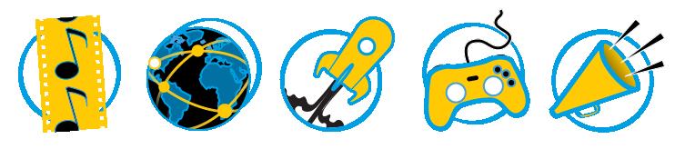 Game CoLab Service Logos